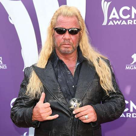 The 65-year old son of father (?) and mother(?) Duane Chapman in 2018 photo. Duane Chapman earned a  million dollar salary - leaving the net worth at  million in 2018
