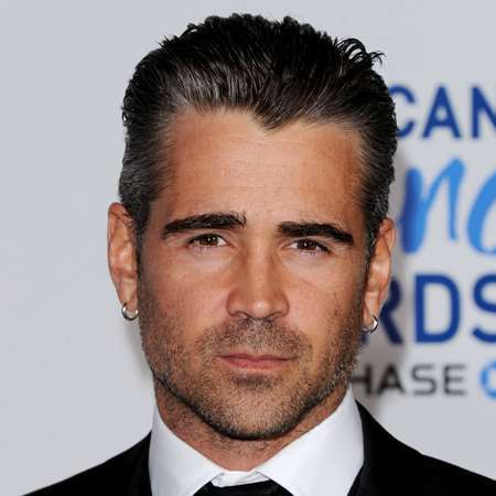 Colin Farrell Wife- ma...