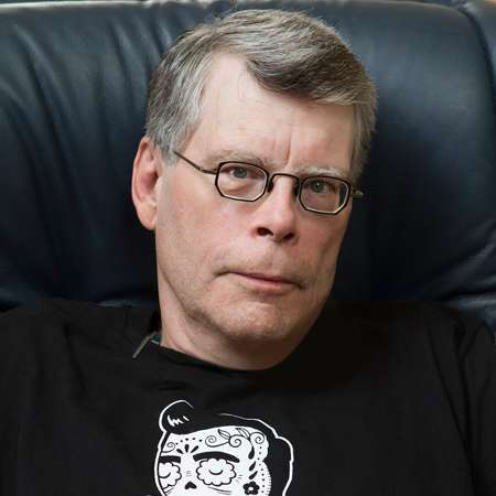 stephen king biography book pdf