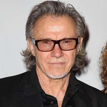 Harvey Keitel - love his roles in some of Tarantino's films: the