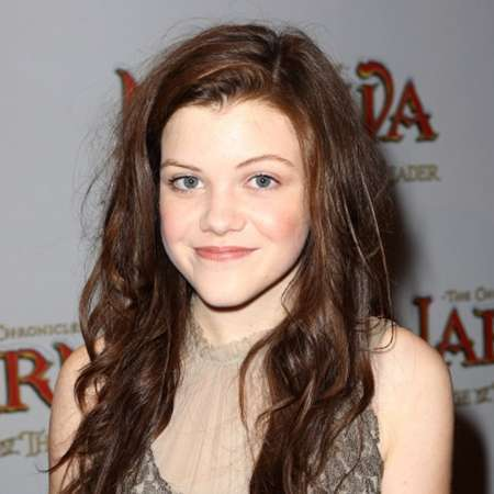 Georgie Henley Nude Photos 45