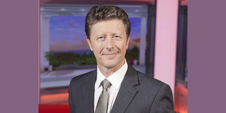 BBC Broadcaster Charlie Stayt's wife Anne Breckell Married in 1995 and They have two children. Happy family