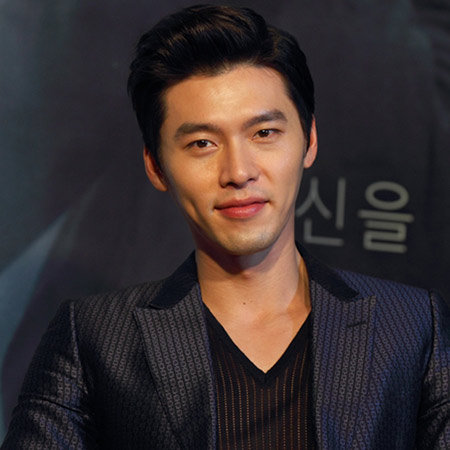 Hyun Bin Bio - relationship,girlfriend,affair,dating,wife