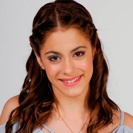Martina Stoessel naked