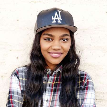 china anne mcclain 2017