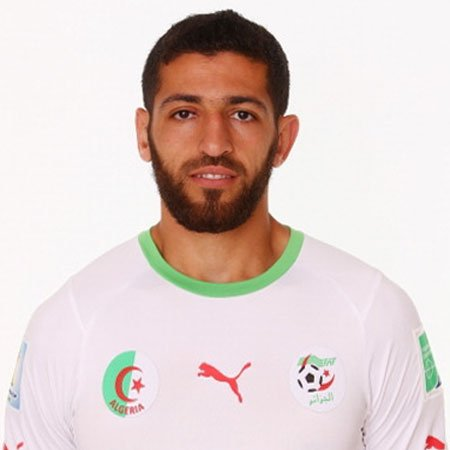 Rafik Halliche Rafik Halliche Bio height weight current team salary