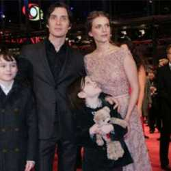 Actor Cillian Murphy is happily married with his visual artist wife Yvonne McGuinness
