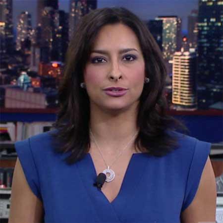 Lourdes Duarte in WGN-TVa