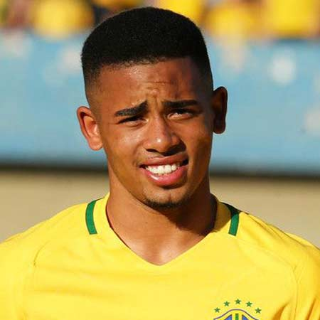 Gabriel jesus bio career net worth salary goals for Gabriel jesus squadre attuali
