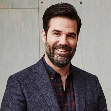 Rob Delaney And Wife Welcomed 'Magical' Fourth Child In August |Rob Delaney