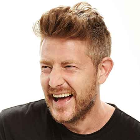 The 46-year old son of father (?) and mother(?) Jason Nash in 2019 photo. Jason Nash earned a  million dollar salary - leaving the net worth at  million in 2019