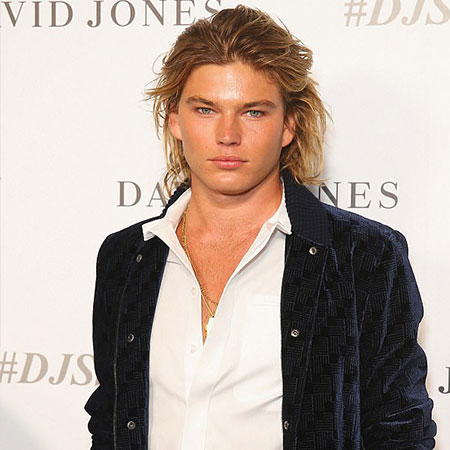 d16036156ca2ee Jordan Barrett-Bio, Career, Net Worth, Girlfriend, Model, Affair ...