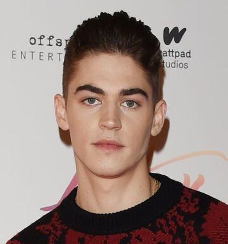 Hero Fiennes Tiffin