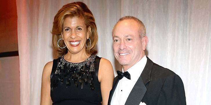 Burzis Kanga and Hoda Kotb Married, Divorce