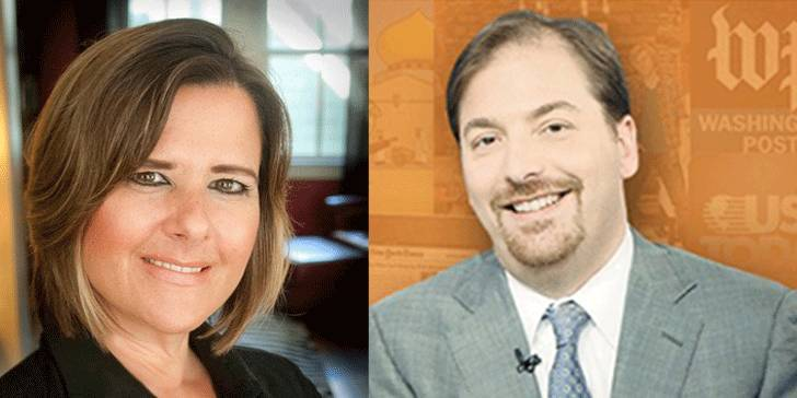 Kristian Denny Todd and Chuck Todd married, personal life