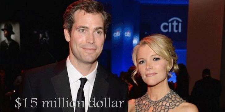 NBC Journalist Megyn Kelly Net Worth s alary and married life