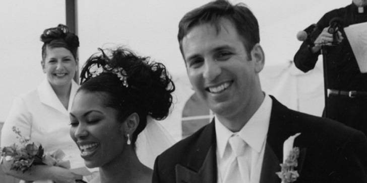 Tony Berlin and Harris Faulkner married, divorce