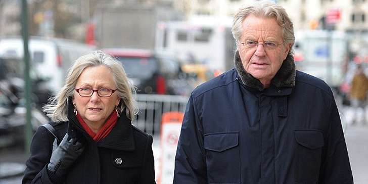 Micki Velton a wife of Former Mayor Jerry Springer