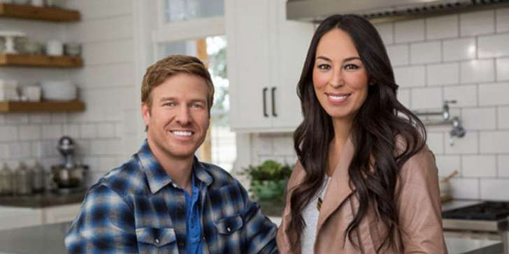 Joanna Gaines making Fixer Upper a popular