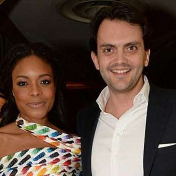 Naomie Harris and Peter Legler are married or not