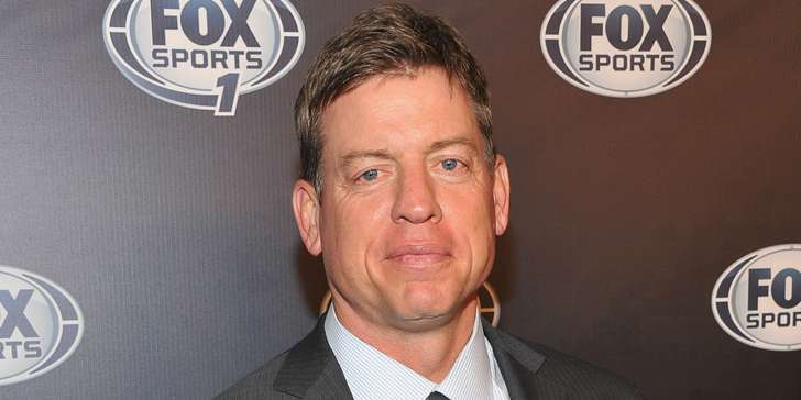 How Troy Aikman married life turned to divorce, know his net worth