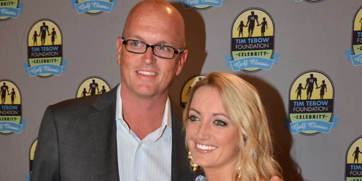Stephanie Van Pelt and Scott Van Pelt married life