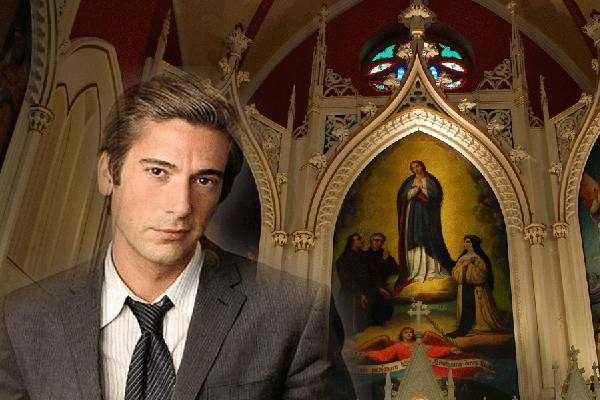 David Muir and his religion