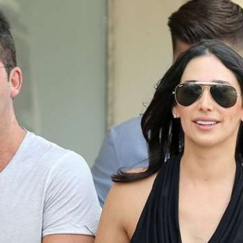 Is Lauren Silverman married to Simon Cowell!