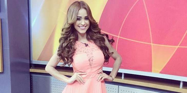 Yanet Garcia: World's Sexiest Weather Woman
