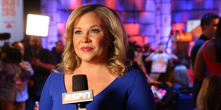 Holly Rowe a sport reporter career and her personal life secret