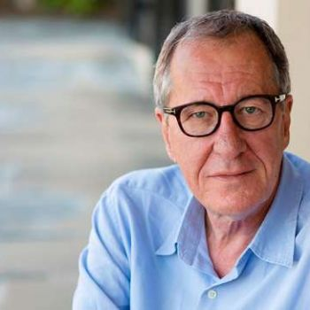 Geoffrey Rush, an Australian holder of