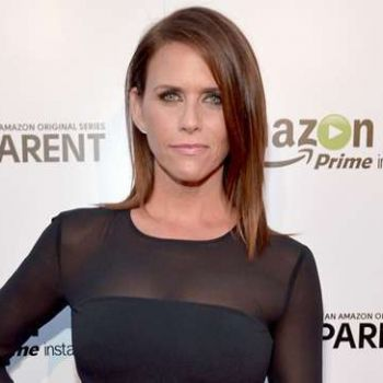 Amy Landecker and her strangely unspecified role in