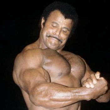 Rocky Johnson,  the father of