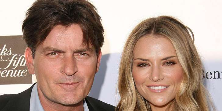 Are Charlie Sheen and Brooke Mueller together, again?