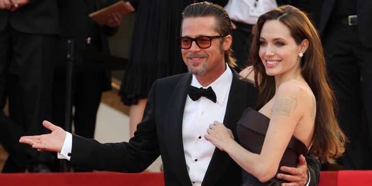 Brad Pitt, Angelina Jolie, and some interesting facts on their married life
