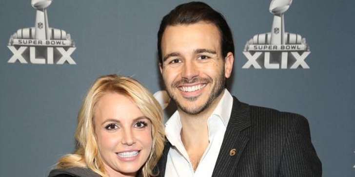 Britney Spears and Charlie Ebersol took eight months to separate