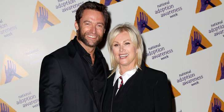 Hugh Jackman and Deborra-Lee Furness Celebrated their 20th Anniversary at the Beach