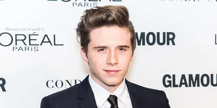 Brooklyn Beckham Age Height Weight Body Measurement