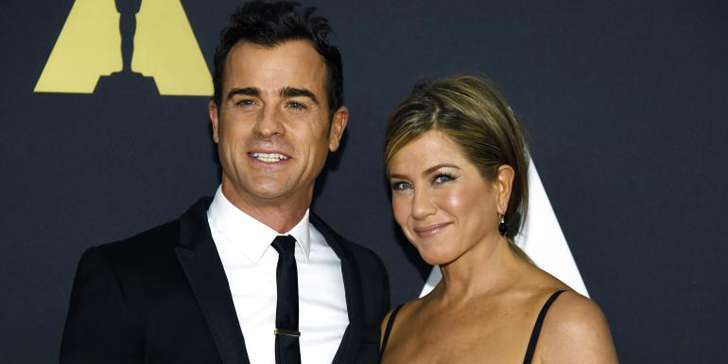 Jennifer Aniston reveals the secret of her married life, with Justin Theroux