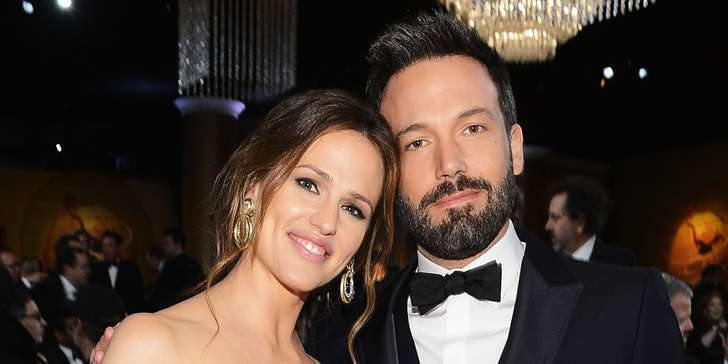 Jennifer Garner ang Ben Affleck's life after divorce