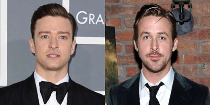 Justin Timberlake and Ryan Gosling - Are they real life brothers?