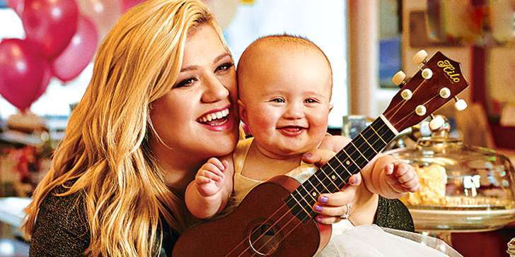 Kelly Clarkson welcomes a boy as her second child