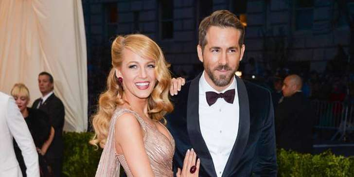 Ryan Reynolds and his wife talk about their upcoming child