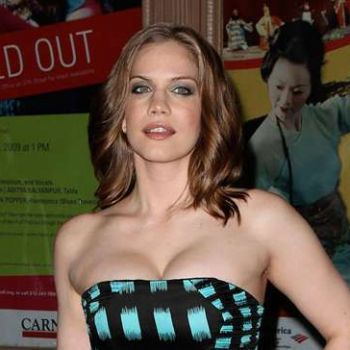 Anna Chlumsky is pregnant! Who's the father?