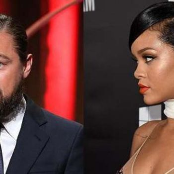 DiCaprio and Rihanna's Dating Rumors Reignited at Coachella