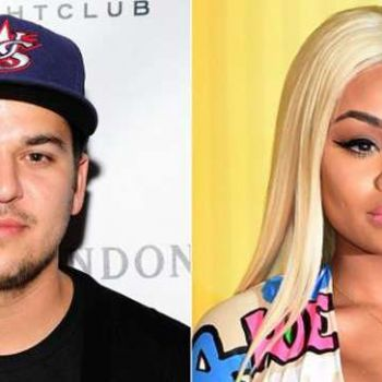 Is Rob Kardashian engaged to Model Blac Chyna?