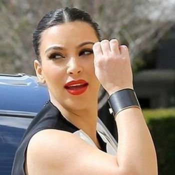 Kim Kardashian after Delivery - Still fit and have perfect body figure
