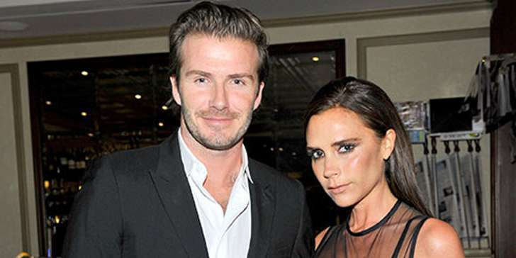 David Beckham's sis says she hasn't heard of Victoria and David splitting