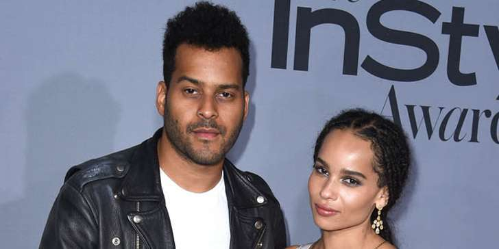 Zo� Kravitz and Twin Shadow are simply inseparable