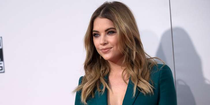 What is Ashley Benson lately busy with?